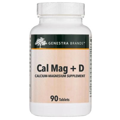Cal Mag + D - Seroyal/Genestra