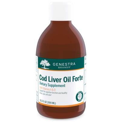 Cod Liver Oil Forte - Seroyal/Genestra