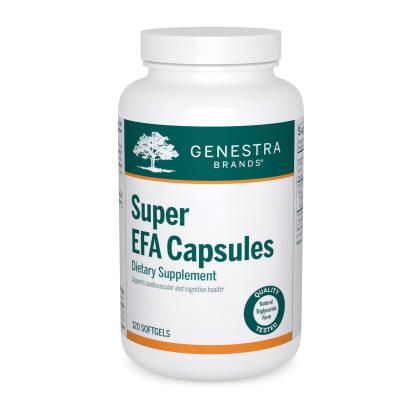 Super EFA Capsules - Seroyal/Genestra