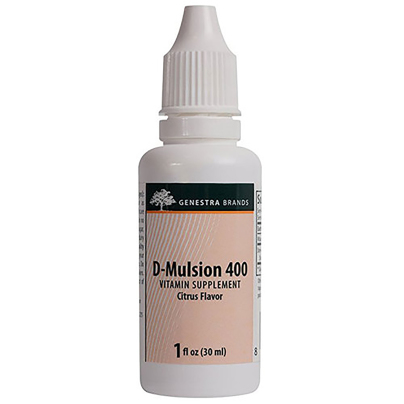 D Mulsion 400 - Seroyal/Genestra