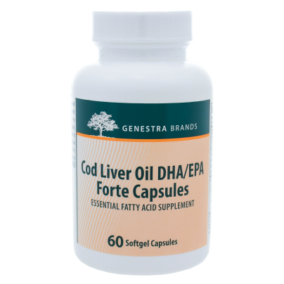 Cod Liver Oil DHA/EPA Forte product image