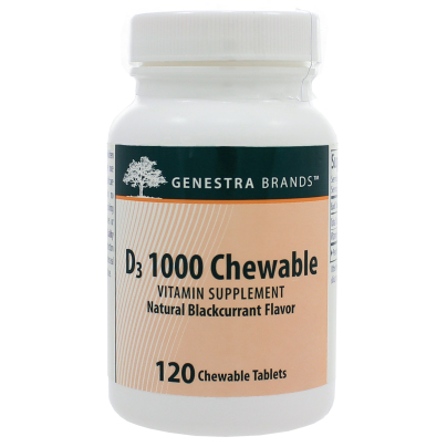 D3 1000 Chewable - Seroyal/Genestra