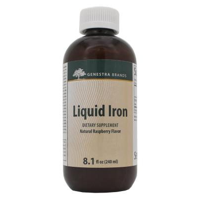 Liquid Iron Complex - Seroyal/Genestra