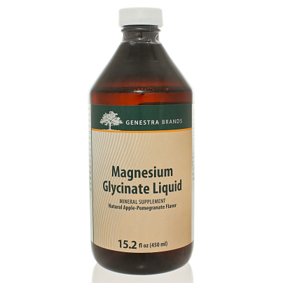Magnesium Glycinate Liquid - Seroyal/Genestra