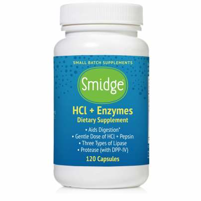Smidge® HCl + Enzymes - Digestion product image