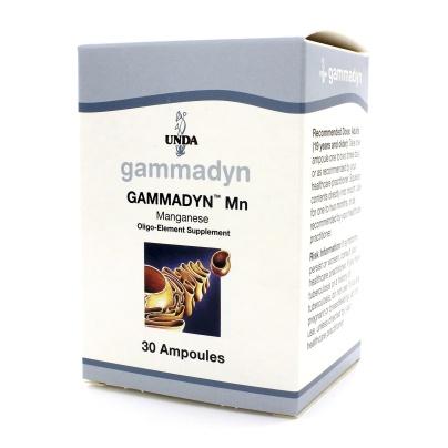Gammadyn Manganese (Mn) - Seroyal/Unda