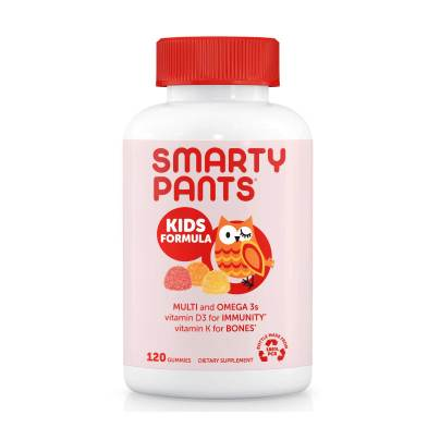 SmartyPants Kids Complete - SmartyPants Vitamins
