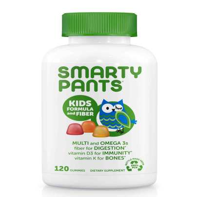 Kids Fiber Complete - SmartyPants Vitamins