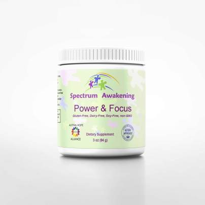 Power and Focus product image