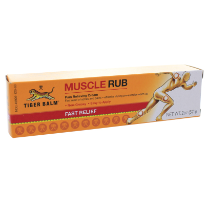 Tiger Muscle Rub Non-Staining and Greaseless product image