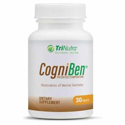 Cogniben - TriNutra