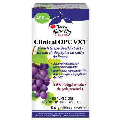 Clinical OPC VX1™ - French Grape Seed Extract product image