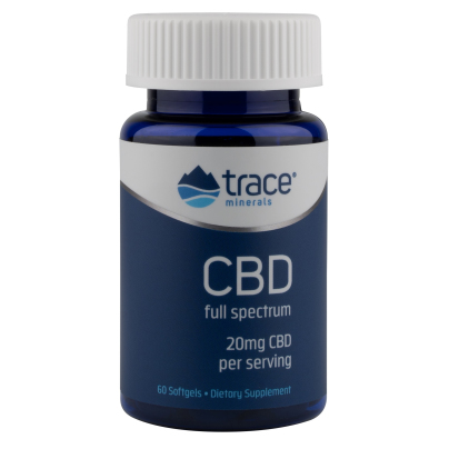 Cbd Oil 20mg, Trace Minerals Research, Wholesale Distributor