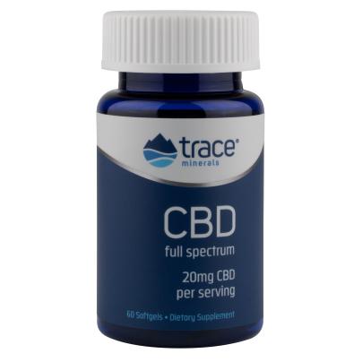 Cbd Oil 300mg, Trace Minerals Research, Wholesale Distributor