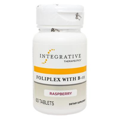 Foliplex w/B12 Chewable Raspberry product image