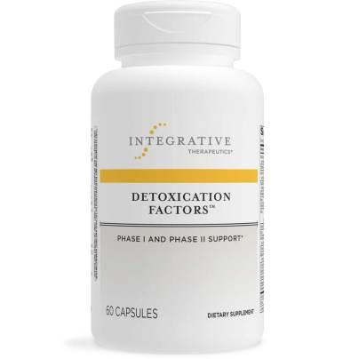Detoxication Factors - Integrative Therapeutics