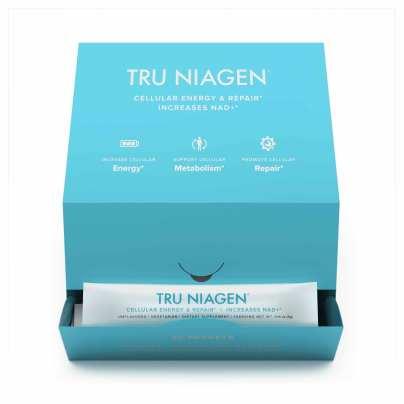 Tru Niagen® Stick Packs - Tru Niagen® by ChromaDex