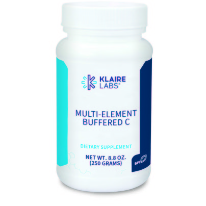 Multi-Element Buffered C Pwd - Klaire Labs