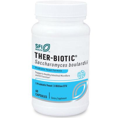 Saccharomyces Boulardii Probiotic - Klaire Labs