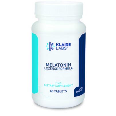 Melatonin Lozenge - Klaire Labs