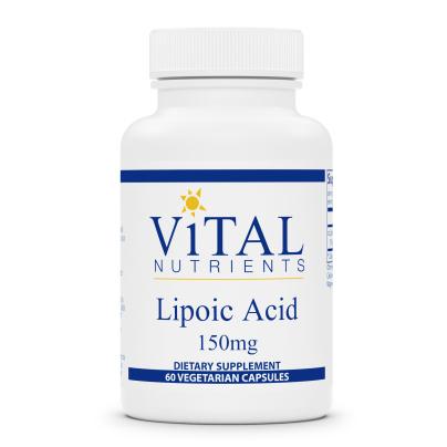 Lipoic Acid 150mg product image