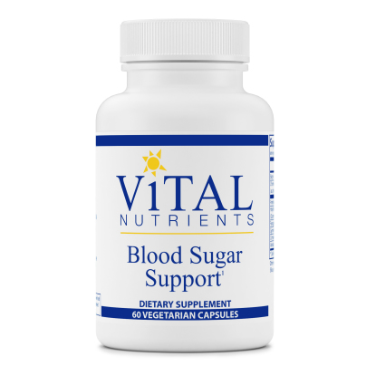Blood Sugar Support - Vital Nutrients