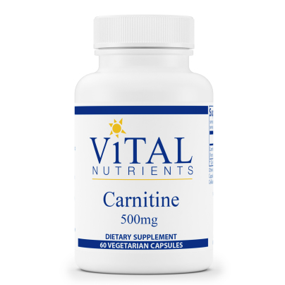 Carnitine 500mg product image