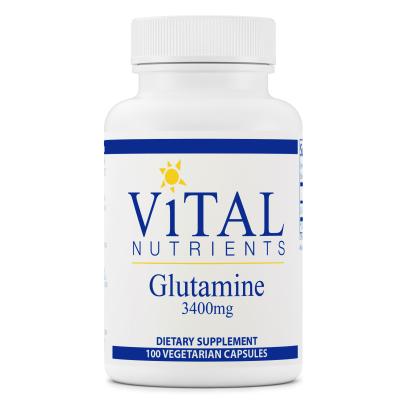 Glutamine 3400mg product image