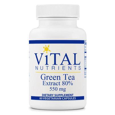 Green Tea Ext 80% 275mg product image