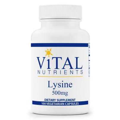 Lysine 500mg product image