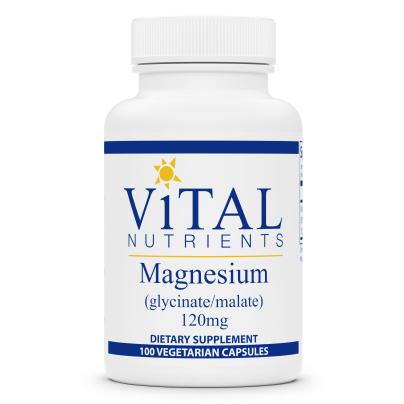Magnesium Glycinate 120mg product image