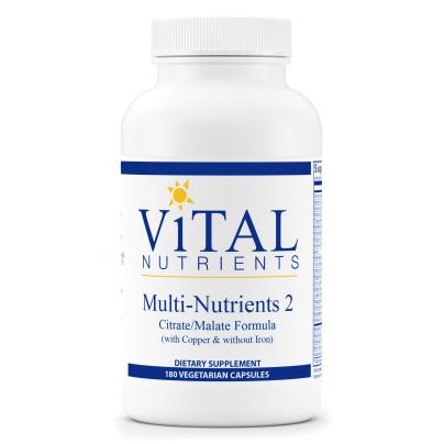 Multi-Nutrients II w copper w/o Iron product image