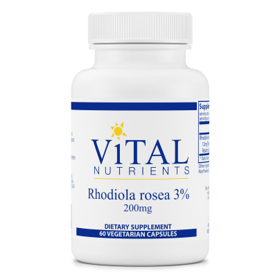 Rhodiola 3% 200mg product image