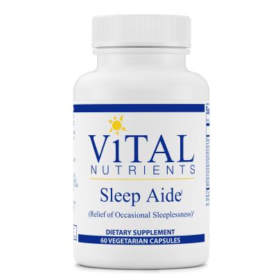 Sleep Aide - Vital Nutrients