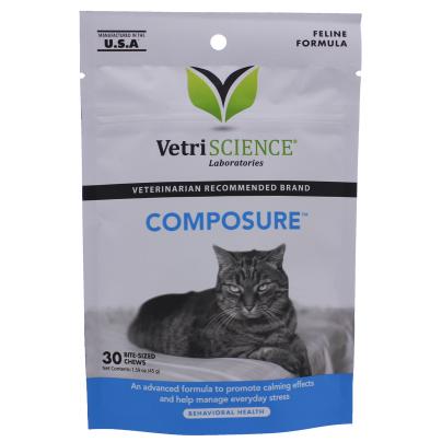 Composure Feline Bite-Sized Chews product image