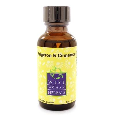 Erigeron and Cinnamon Essential Oil - Wise Woman Herbals