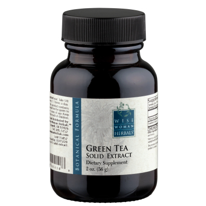 Green Tea Solid Extract product image