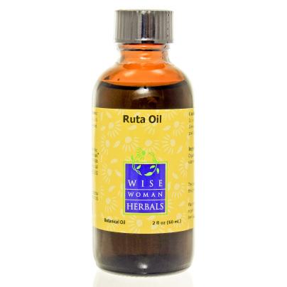 Ruta Oil - Wise Woman Herbals