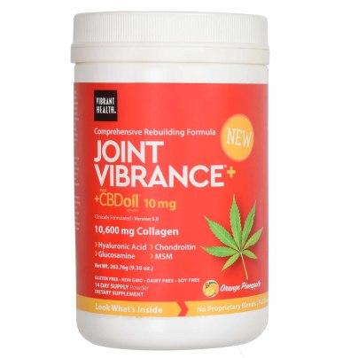 Joint Vibrance +CBD - Vibrant Health