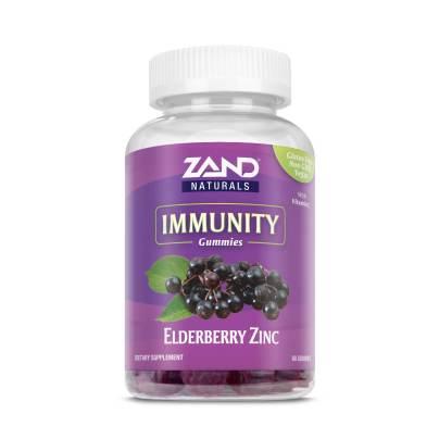 Elderberry Zinc Gummies product image