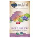 Mykind Organics Womens Once Daily Multi product image