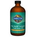 Cod Liver Oil Liquid product image