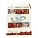 Human Body Detectives: A Heart Pumping Adventure Workbook/CD product image