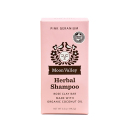 Herbal Shampoo Bar - Pink Geranium product image