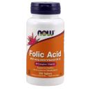 Folic Acid 800mcg w/Vitamin B-12 product image