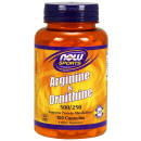 Arginine & Ornithine 500/250mg product image