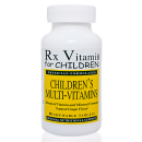 Childrens Chewable Multi-Vitamins (Grape Flavor) product image