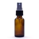 Amber Bottle Round w/Atomizer product image