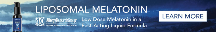 Shop Liposomal Melatonin from Allergy Research