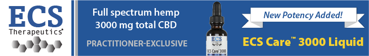 Shop full spectrum hemp from ECS Therapeutics